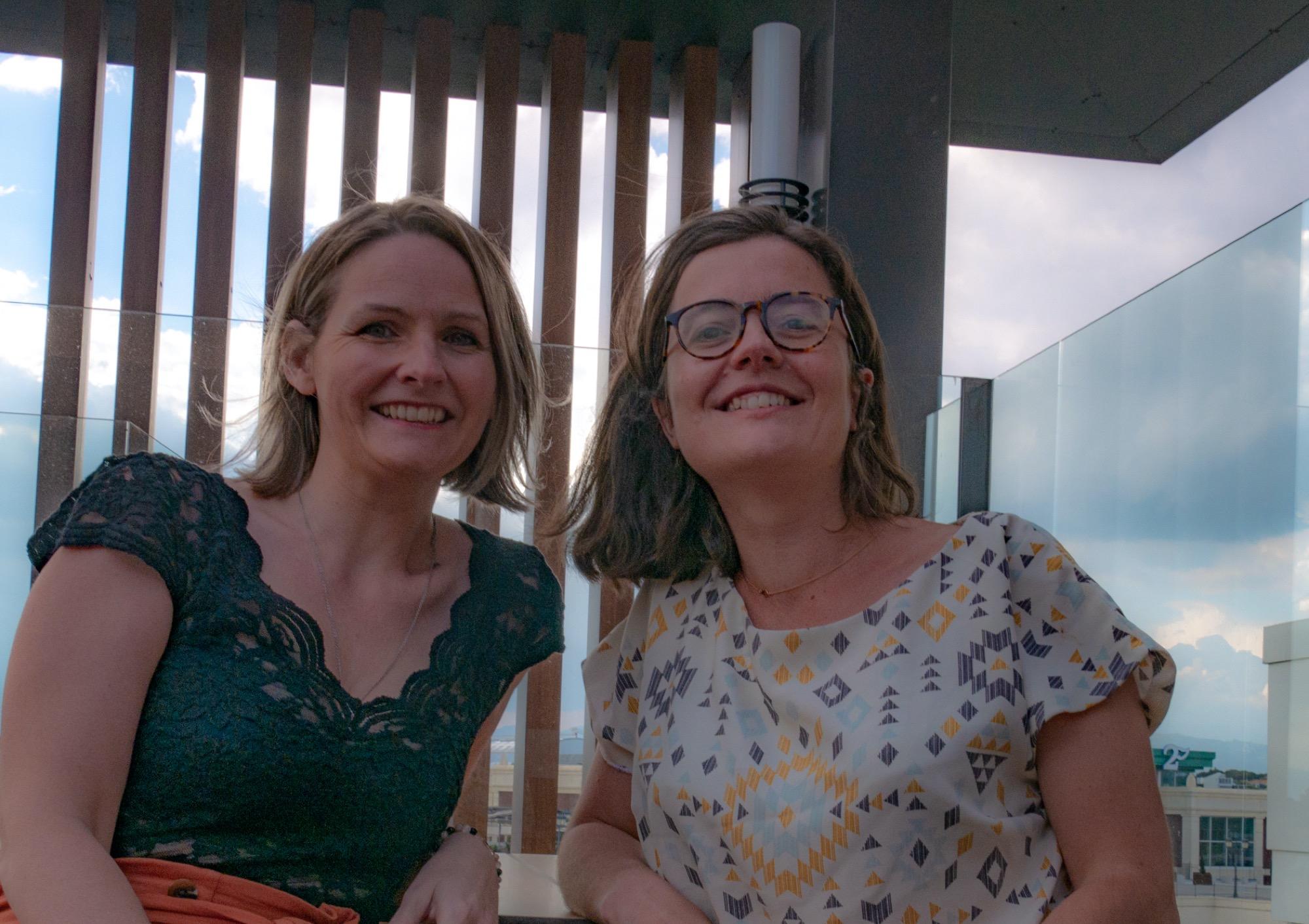 Emilie et Alice, Vivre Madrid, site d'expatriation pour francophones