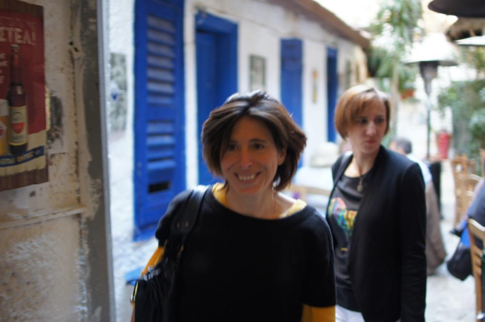 Visite en cours, Grèce